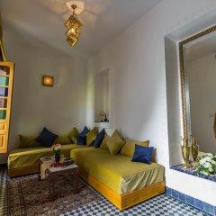 Отель Riad Amor Марокко, Фес - отзывы, цены и фото номеров - забронировать отель Riad Amor онлайн комната для гостей фото 2