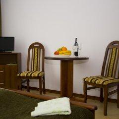 Отель SCSK Brzeźno 2* Номер Делюкс с различными типами кроватей фото 10