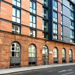 Апартаменты Hot-el-apartments Glasgow Central вид на фасад