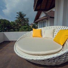 Отель Casa Colombo Collection Mirissa 4* Люкс с различными типами кроватей фото 14