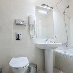 Гостиница Лондонская 4* Улучшенный номер с различными типами кроватей фото 13