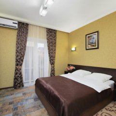 Гостиница Ночной Квартал 4* Стандартный номер разные типы кроватей фото 6