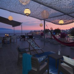 Отель Summer Dream Penthouse Албания, Саранда - отзывы, цены и фото номеров - забронировать отель Summer Dream Penthouse онлайн бассейн фото 2