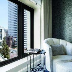 Отель The Ritz-Carlton, San Francisco 5* Люкс фото 3