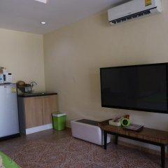 Отель Kamala Tropical Garden 3* Студия с двуспальной кроватью фото 11