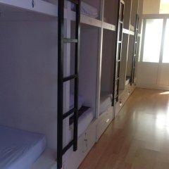 Sleep In Dalat Hostel Кровать в общем номере