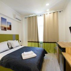 Гостиница Partner Guest House Khreschatyk 3* Студия с различными типами кроватей фото 29