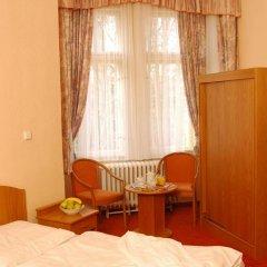 Spa Hotel Svoboda 3* Номер Комфорт с двуспальной кроватью фото 5