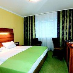 Hotel Wallis 3* Номер Комфорт с двуспальной кроватью фото 4