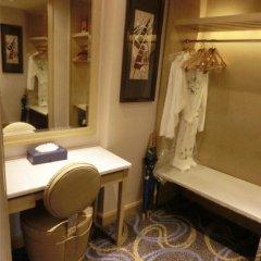 Ocean Hotel 4* Номер Бизнес с различными типами кроватей фото 11