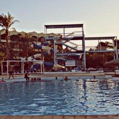 Отель Regina Swiss Inn Resort & Aqua Park пляж