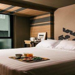 NAP Hotel Bangkok 3* Улучшенный номер с различными типами кроватей фото 13