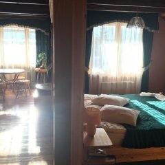 Гостиница Smerekova Khata Люкс разные типы кроватей фото 6