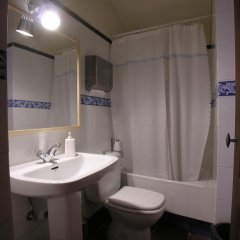 Отель La Posada del Pintor ванная