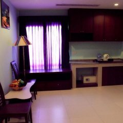 Pattaya Loft Hotel 3* Улучшенный номер с различными типами кроватей фото 5