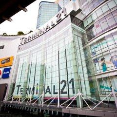 Отель Aspen Suites Бангкок парковка