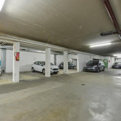 Отель FIDELIO Мюнхен парковка