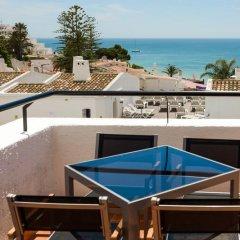 Отель 3HB Golden Beach Улучшенные апартаменты с различными типами кроватей фото 21