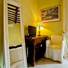 Отель LM Suite Spagna 3* Стандартный номер с двуспальной кроватью фото 37