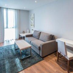 Отель Catalonia Ramblas 4* Стандартный номер с двуспальной кроватью фото 6