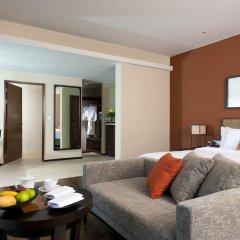Отель Crowne Plaza Phuket Panwa Beach 5* Стандартный номер с двуспальной кроватью фото 2