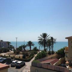 Отель Gaia Vacanze Агридженто пляж