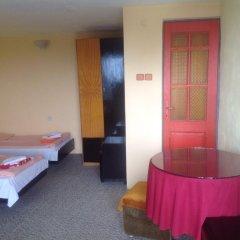Отель Guest House Villa Roza Болгария, Золотые пески - отзывы, цены и фото номеров - забронировать отель Guest House Villa Roza онлайн комната для гостей фото 5