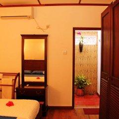 Отель Villa Thotiya 2* Вилла с различными типами кроватей фото 29