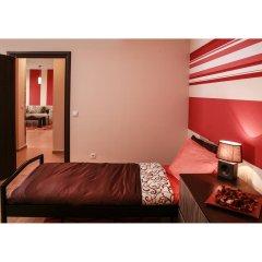Апартаменты Madrid Apartments Cherkovna комната для гостей фото 4