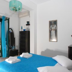 Отель Villa Mare e Monti Греция, Корфу - отзывы, цены и фото номеров - забронировать отель Villa Mare e Monti онлайн комната для гостей фото 5