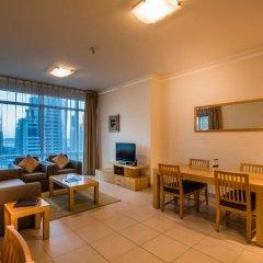 Oaks Liwa Heights Hotel Apartments 3* Улучшенные семейные апартаменты с 2 отдельными кроватями фото 5