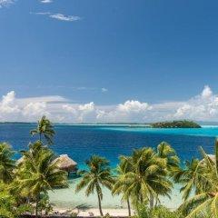 Hotel Maitai Polynesia 3* Стандартный номер с различными типами кроватей фото 8
