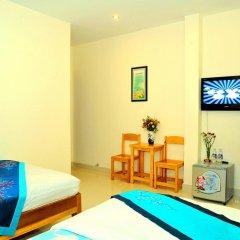 Отель Dalat Flower 3* Улучшенный номер фото 7
