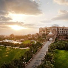 Отель Emirates Palace Abu Dhabi фото 5