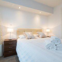 Апартаменты Mitchell Street Glasgow Apartment комната для гостей фото 5