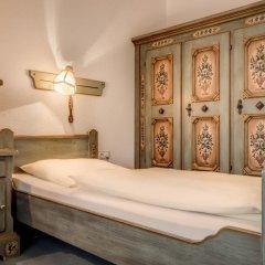 Hotel Gasthof Zur Post Унтерфёринг комната для гостей фото 4