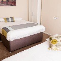 United Lodge Hotel & Apartments 3* Улучшенная студия с различными типами кроватей