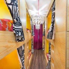 Хостел InDaHouse Кровать в женском общем номере фото 6