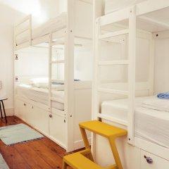 Lisbon Chillout Hostel Лиссабон удобства в номере