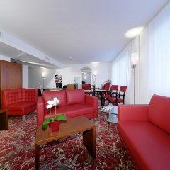 Отель Arcotel Kaiserwasser Вена интерьер отеля фото 2