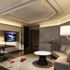 Отель Signiel Seoul Номер Делюкс с разными типами кроватей фото 5