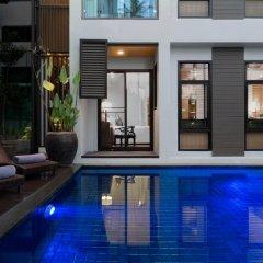 Отель Manathai Surin Phuket 4* Номер Делюкс двуспальная кровать фото 4