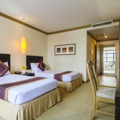 Tarntawan Place Hotel Surawong Bangkok 4* Номер Делюкс фото 2