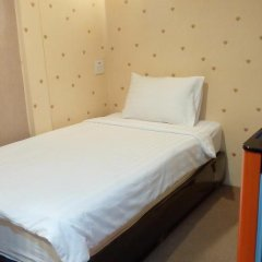 Decor Do Hostel Стандартный семейный номер с различными типами кроватей фото 6