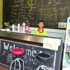 Отель UD Pattaya гостиничный бар