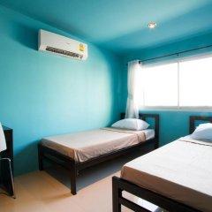 Everyday Bangkok Hostel Бангкок комната для гостей