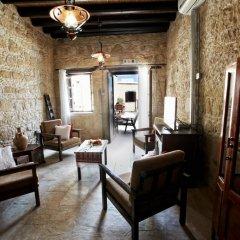 Отель Leonidas Village Houses интерьер отеля