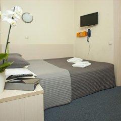 Капсульный Отель Воздушный Экспресс Шереметьево Стандартный номер 2 отдельными кровати фото 4