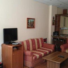 Отель TES Flora Apartments Болгария, Боровец - отзывы, цены и фото номеров - забронировать отель TES Flora Apartments онлайн комната для гостей фото 4