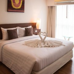 Sathorn Grace Hotel And Serviced Residence 4* Студия фото 8